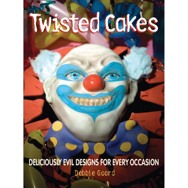ISBN 9780956438256 Twisted Cakes No Colour
