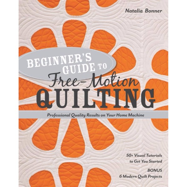 ISBN 9781607055372 Beginner's Guide to Free-Motion Quilting No Colour