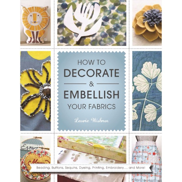 ISBN 9781844488339 How to Decorate and Embellish Your Fabrics No Colour