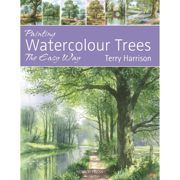 ISBN 9781844487790 Painting Watercolour Trees the Easy Way No Colour