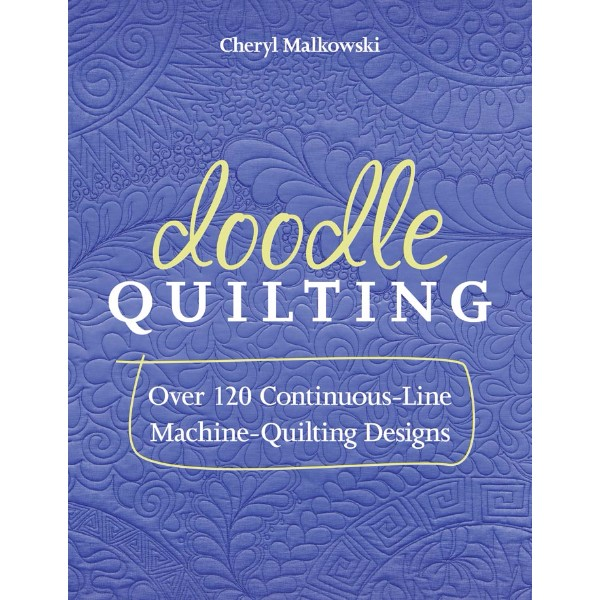 ISBN 9781607056362 Doodle Quilting No Colour