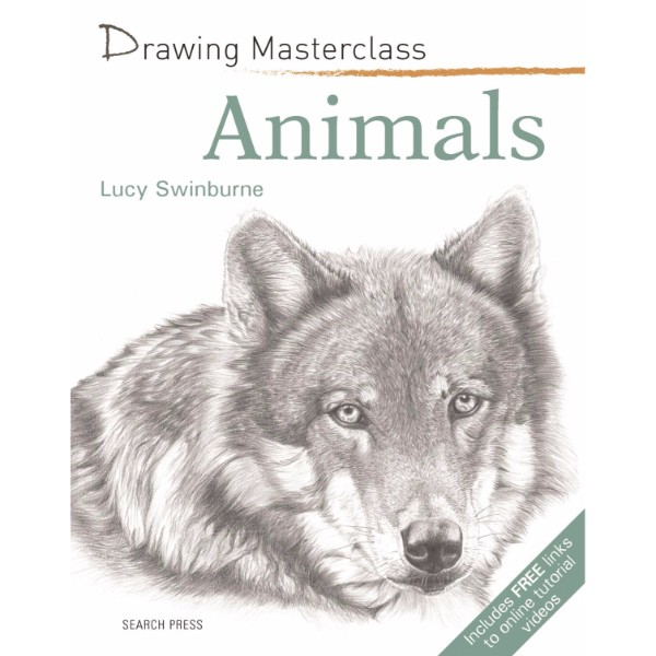 ISBN 9781844487721 Drawing Masterclass Animals No Colour