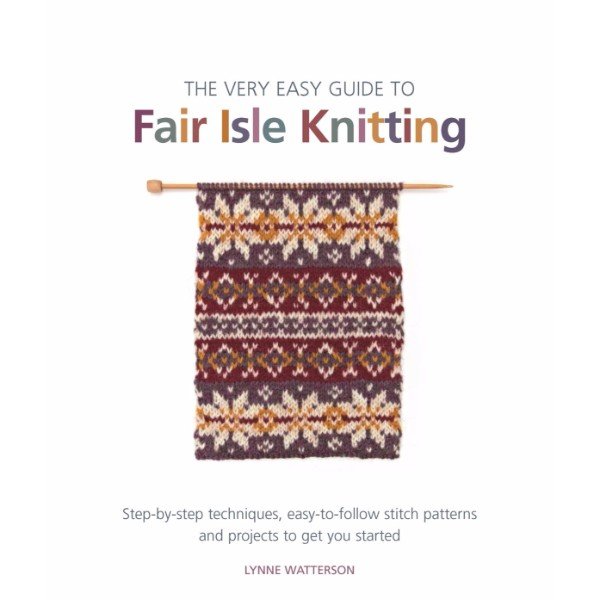 ISBN 9781844488964 The Very Easy Guide to Fair Isle Knitting No Colour