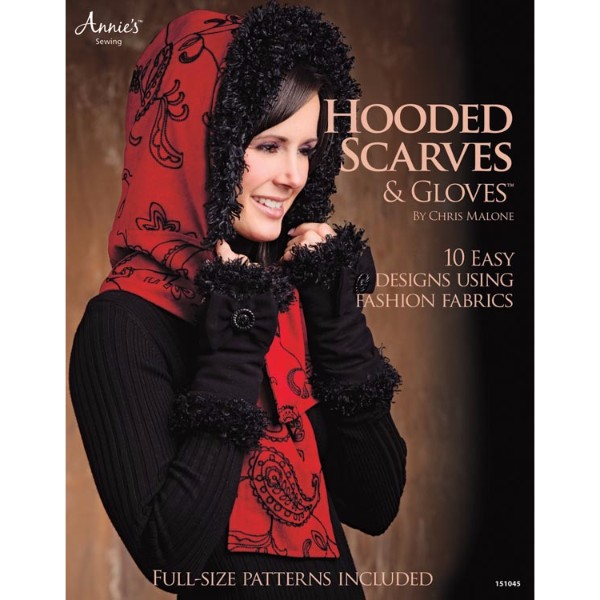ISBN 9781592173884 Hooded Scarves & Gloves No Colour