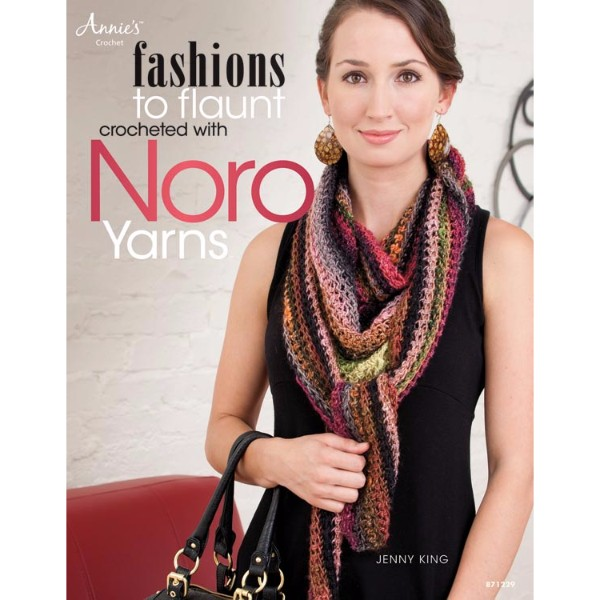 ISBN 9781596357105 Fashions to Flaunt Crocheted with Noro Yarns No Colour