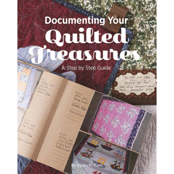 ISBN 9780967951973 Documenting Your Quilted Treasures No Colour