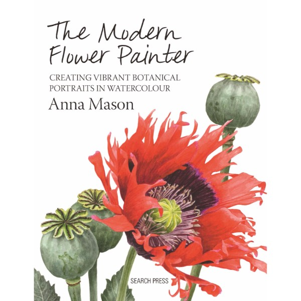 ISBN 9781844488636 The Modern Flower Painter No Colour