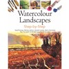 ISBN 9781782210849 Watercolour Landscapes Step-by-Step