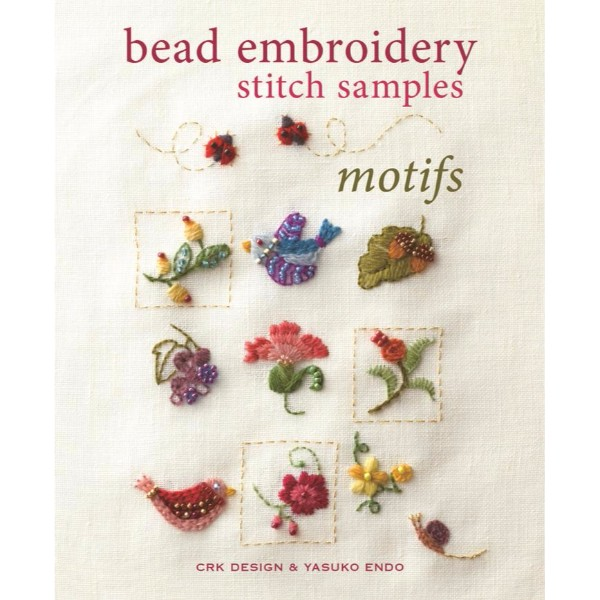 ISBN 9781620336106 Bead Embroidery Stitch Samples No Colour