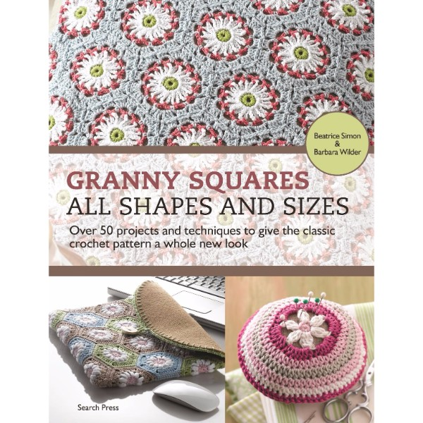 ISBN 9781782210498 Granny Squares - All Shapes & Sizes No Colour