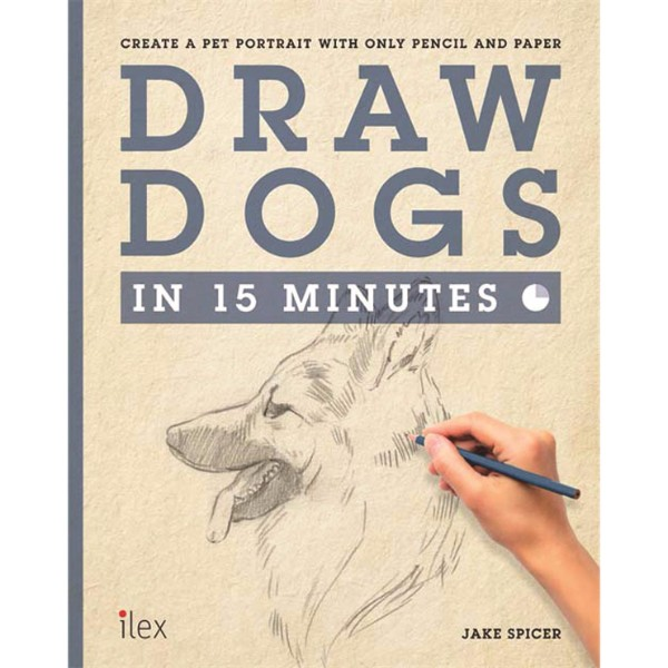 ISBN 9781781571965 Draw Dogs in 15 Minutes No Colour
