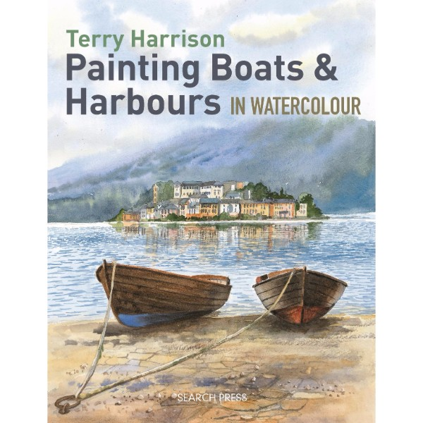 ISBN 9781844489541 Painting Boats & Harbours in Watercolour No Colour