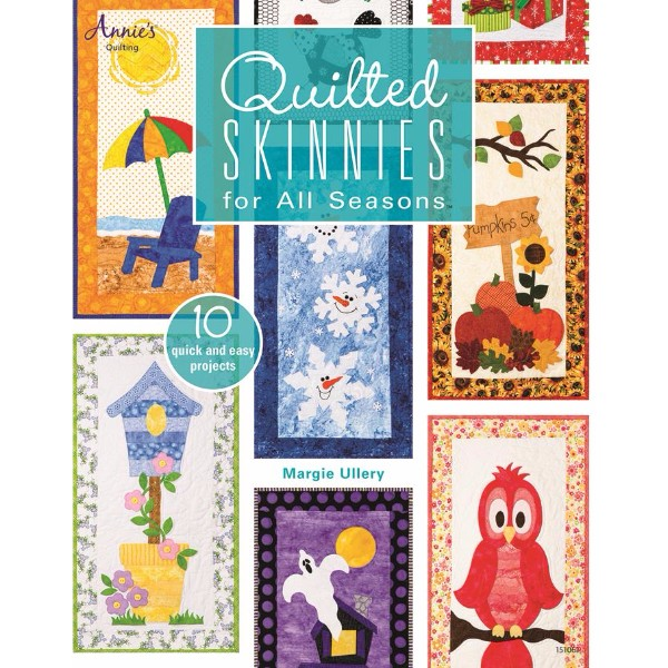 ISBN 9781573673662 Quilted Skinnies No Colour