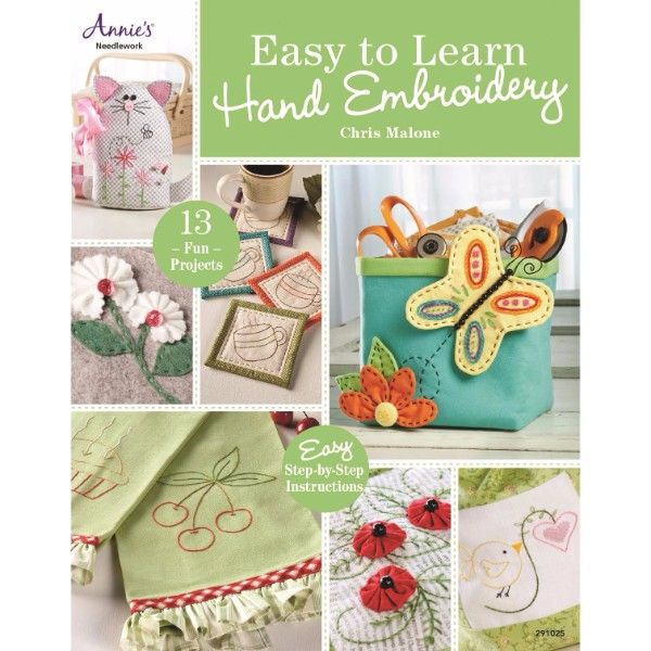 ISBN 9781596359703 Easy to Learn Hand Embroidery No Colour
