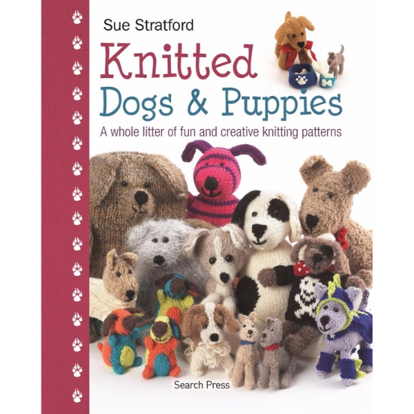 ISBN 9781844489602 Knitted Dogs & Puppies No Colour