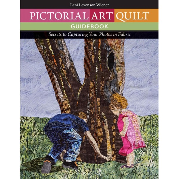 ISBN 9781607057444 Pictorial Art Quilt Guidebook No Colour