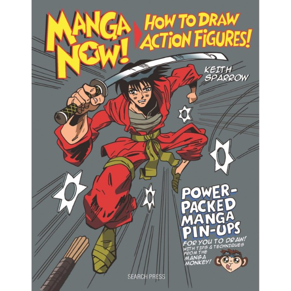 ISBN 9781782210788 Manga Now! How to Draw Action Figures No Colour