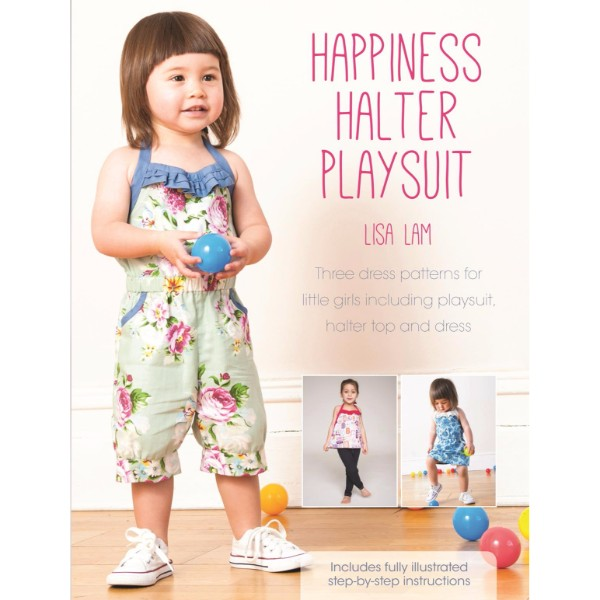 ISBN 9781446304464 Happiness Halter Playsuit No Colour