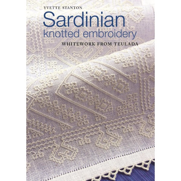 ISBN 9780975767764 Sardinian Knotted Embroidery No Colour