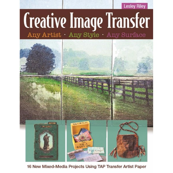 ISBN 9781607058311 Creative Image Transfer No Colour