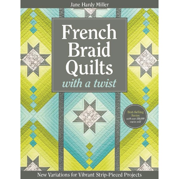 ISBN 9781607058823 French Braid Quilts with a Twist No Colour