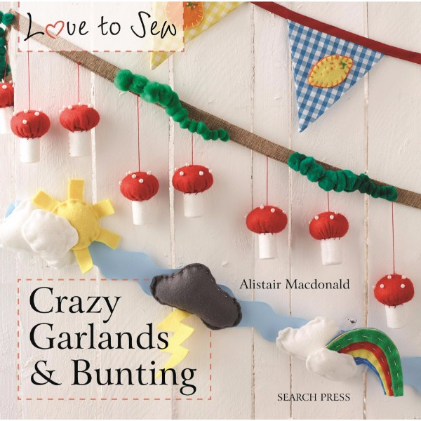 ISBN 9781844489992 Crazy Garlands & Bunting No Colour