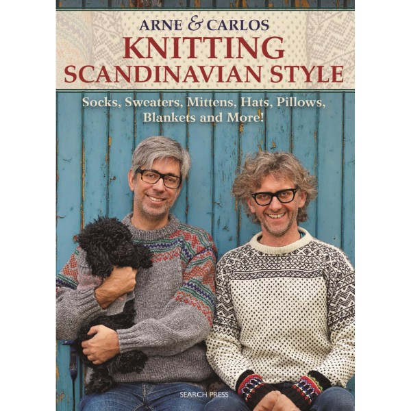 ISBN 9781782211549 Arne & Carlos Knitting Scandinavian Style No Colour