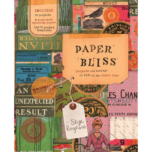 ISBN 9780732293444 Paper Bliss No Colour