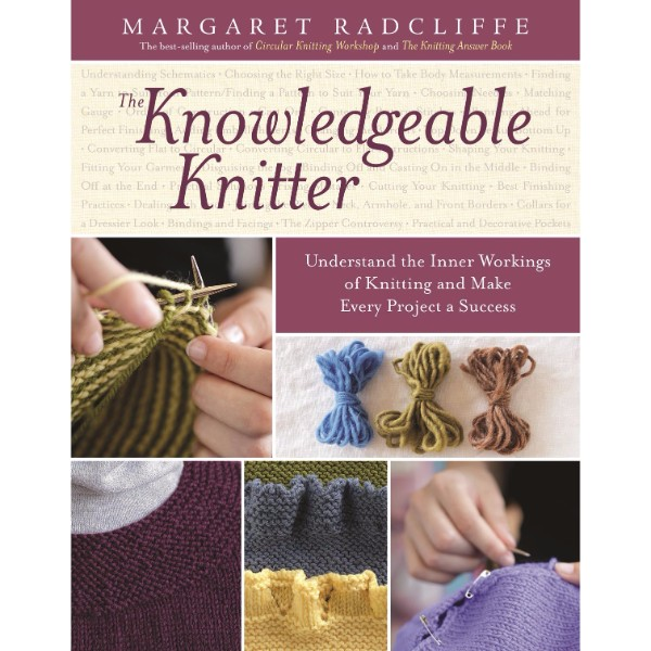ISBN 9781612120409 The Knowledgeable Knitter No Colour