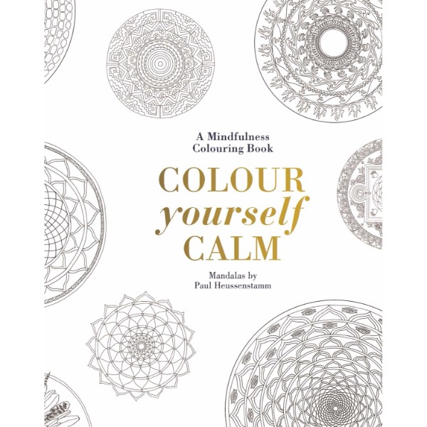 ISBN 9781849495141 Colour Yourself Calm No Colour