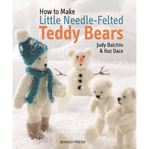 ISBN 9781782210696 How to Make Little Needle-Felted Teddy Bears No Colour