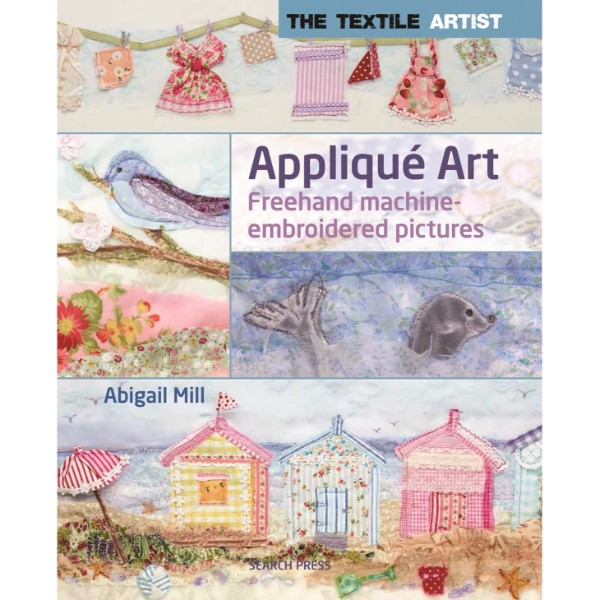ISBN 9781844488681 The Textile Artist Applique Art No Colour