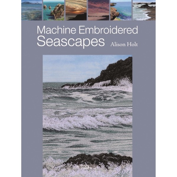 ISBN 9781782211143 Machine Embroidered Seascapes No Colour