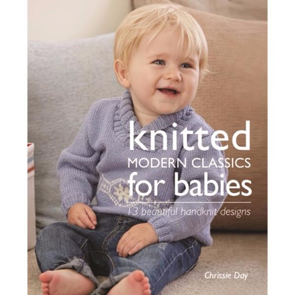 ISBN 9780992770723 Knitted Modern Classics for Babies No Colour