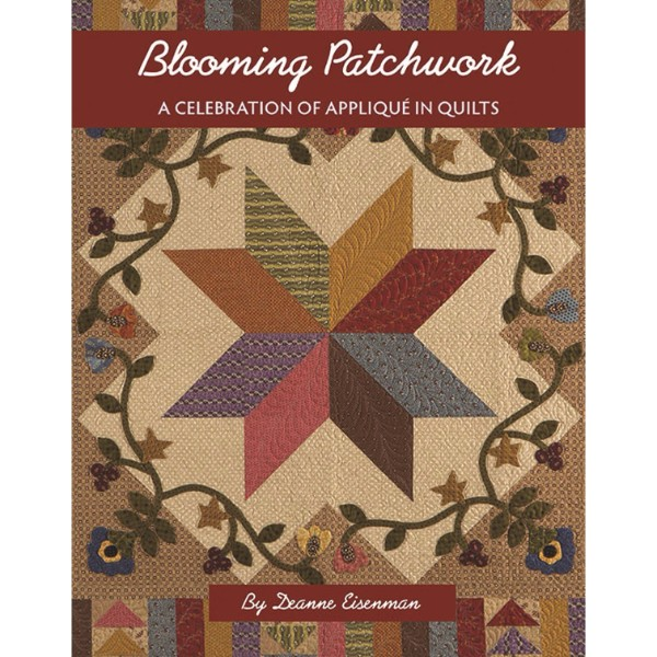 ISBN 9781611691443 Blooming Patchwork No Colour
