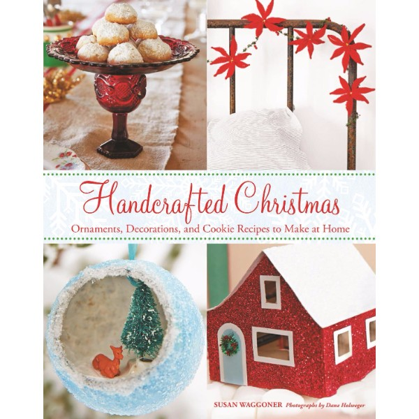 ISBN 9781617690563 Handcrafted Christmas No Colour