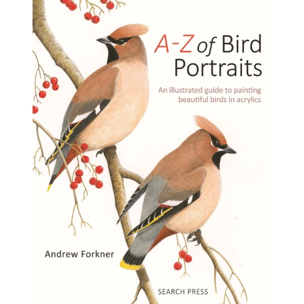 "ISBN 9781782210023 A""Z of Bird Portraits No Colour"