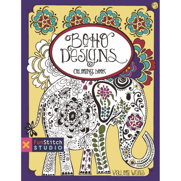 ISBN 9781607059363 Boho Designs No Colour