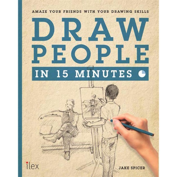 ISBN 9781781572085 Draw People in 15 Minutes No Colour