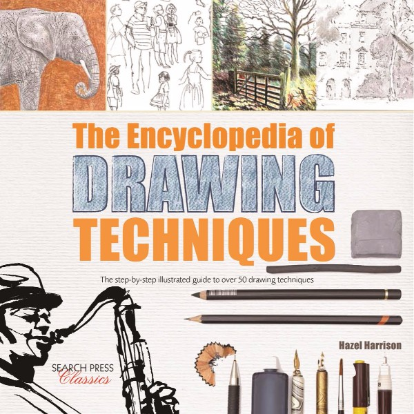 ISBN 9781782212256 The Encyclopedia of Drawing Techniques No Colour