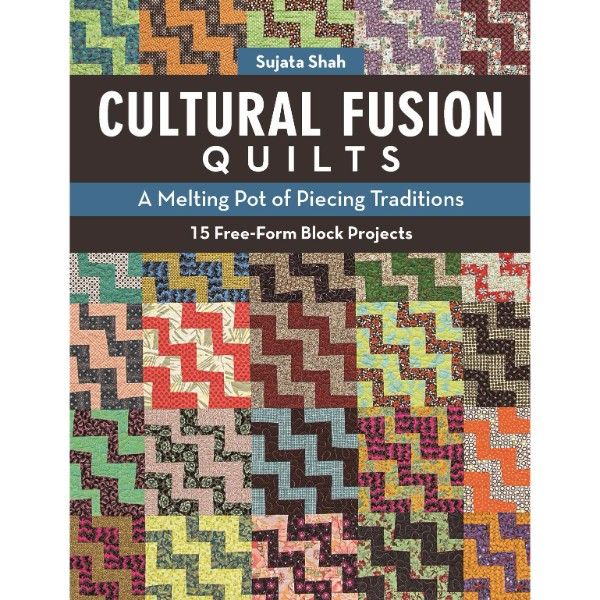 ISBN 9781607058090 Cultural Fusion Quilts No Colour