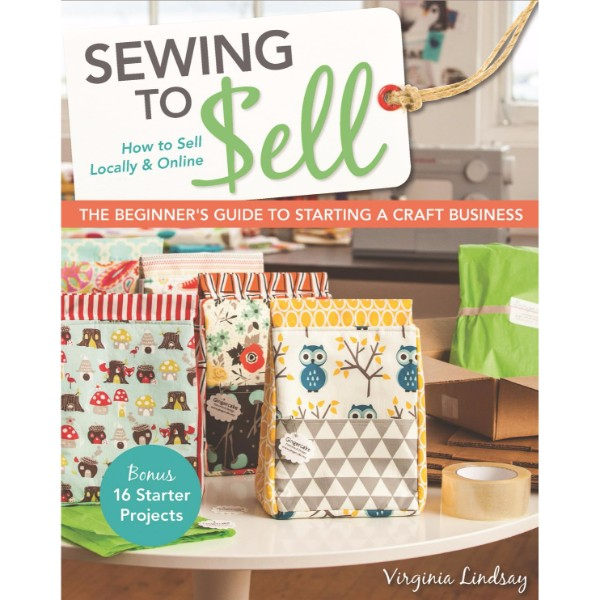 ISBN 9781607059035 Sewing to Sell No Colour