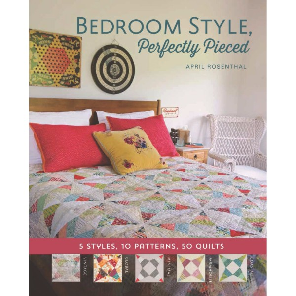 ISBN 9781940655055 Bedroom Style, Perfectly Pieced No Colour
