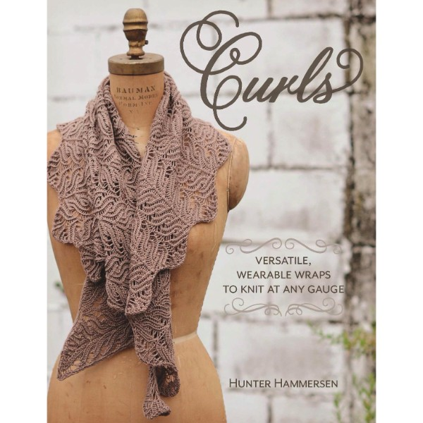 ISBN 9780984998258 Curls Versatile, Wearable Wraps to Knit at Any Gauge No Colour
