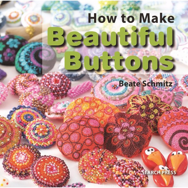 ISBN 9781782210627 How to Make Beautiful Buttons No Colour