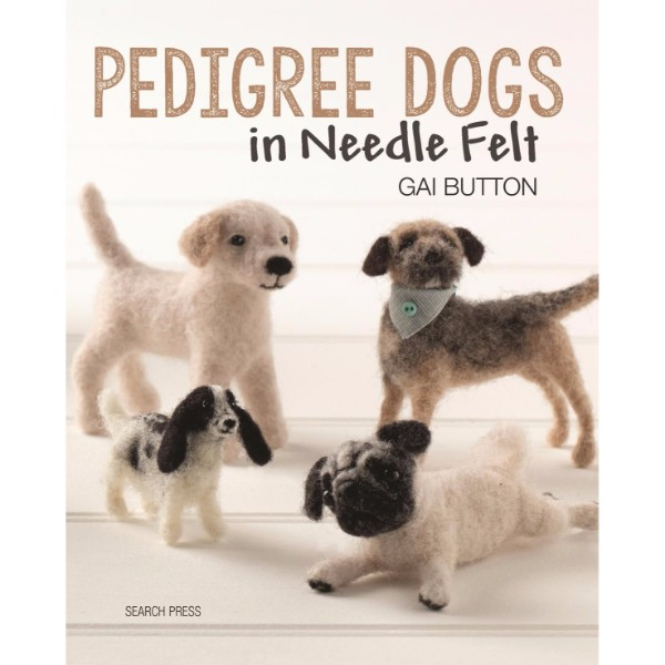 ISBN 9781782210344 Pedigree Dogs in Needle Felt No Colour