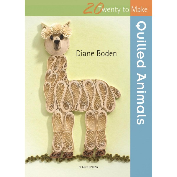 ISBN 9781782210887 Quilled Animals No Colour