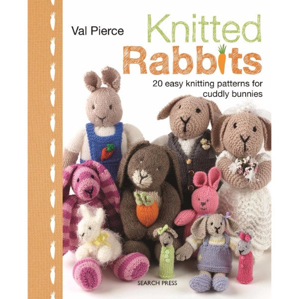 ISBN 9781844488674 Knitted Rabbits No Colour