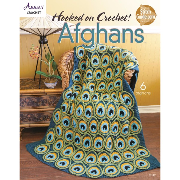 ISBN 9781573676038 Hooked on Crochet! Afghans No Colour