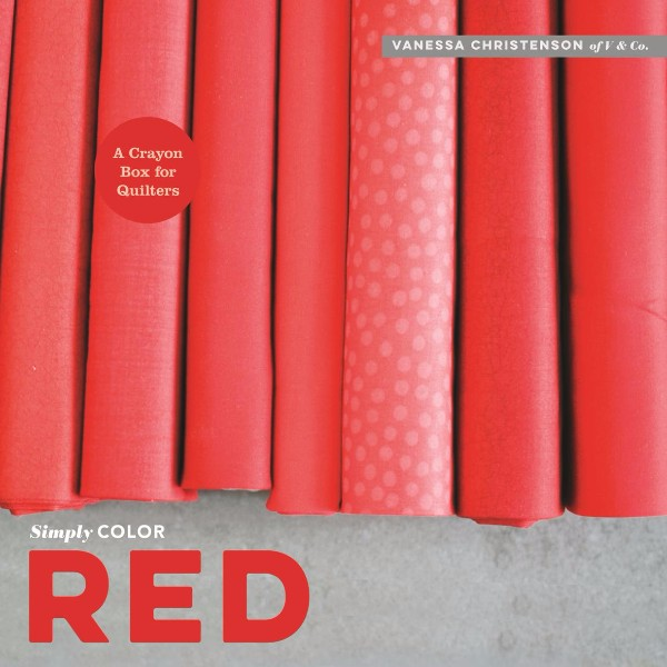 ISBN 9781940655086 Simply Color Red No Colour
